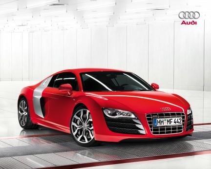 Audi on Guarda Lo Spot Della Nuova Audi R8 V10 Girato A Maranello