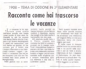 maturità 2009 italiano