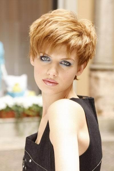 Tagli di capelli stile corto per il 2010