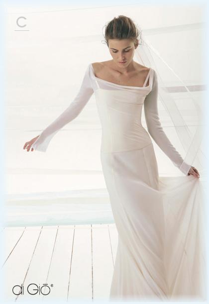 Vestiti Da Sposa Le Spose Di Gio.Vestiti Da Sposa Le Spose Di Gio Nuova Collezione 2010 Ma