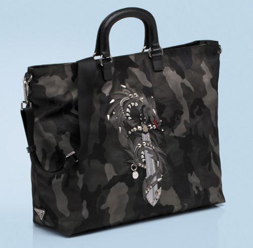 selezione migliore f22d6 a16ce Collezione borse Prada uomo autunno inverno 2010-2011 - Ma ...