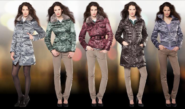 promo code 4f41a 834d9 Peuterey donna, il catalogo delle giacche invernali 2010 ...