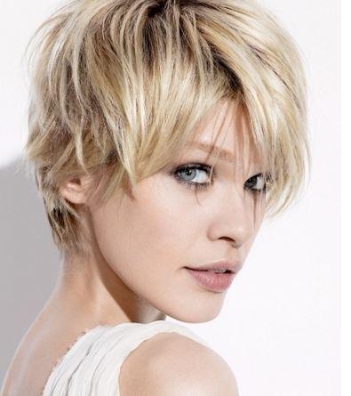 Tagli di capelli corti da donna