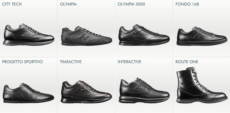 hogan scarpe uomo classiche