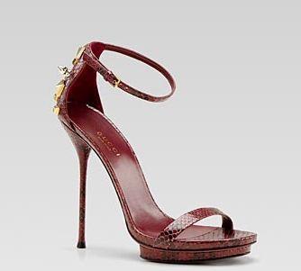 Scarpe Gucci Tacco 12