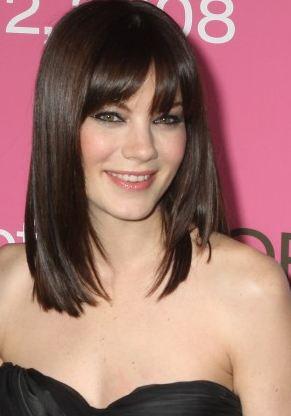 Tagli capelli donna 2012 lunghezza media, spalla: foto e idee