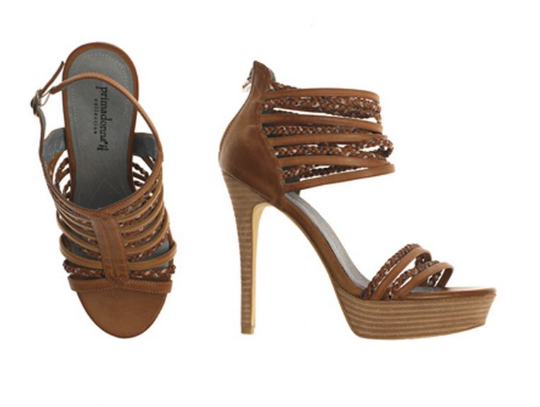 huge discount d6260 5e320 Primadonna calzature: immagini del catalogo primavera estate ...